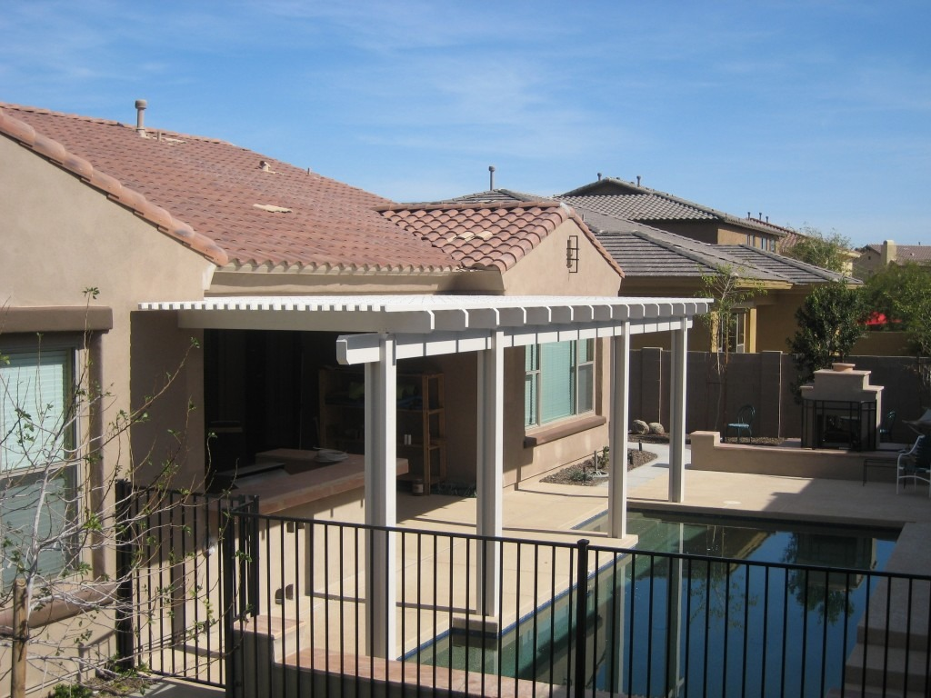Aluminum patio covers Southern California