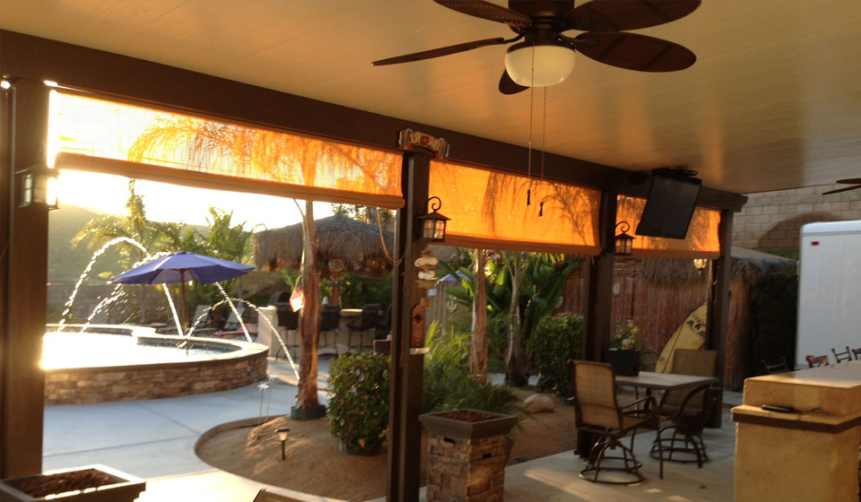 Aluminum Patio Covers Placentia